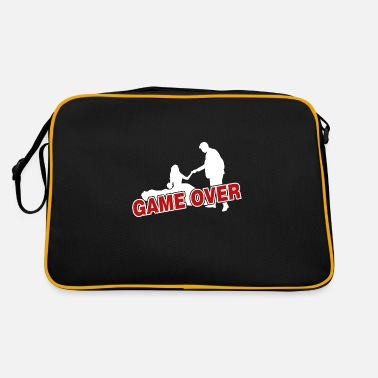 Over Game over - the game is over - Retro Bag