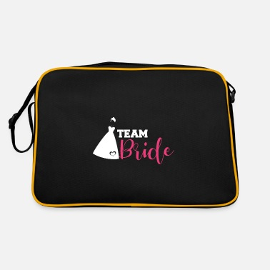 Team Bride Team Bride - Team Bride - Retro Bag