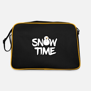 Weather Weather - Retro Bag