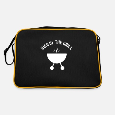 Tenderness BBQ: King of the Grill - Retro Bag