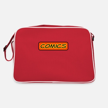 Comics comics - Retro Bag