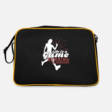 Runner Sayings Sagesse Training Trainer - Sac vintage