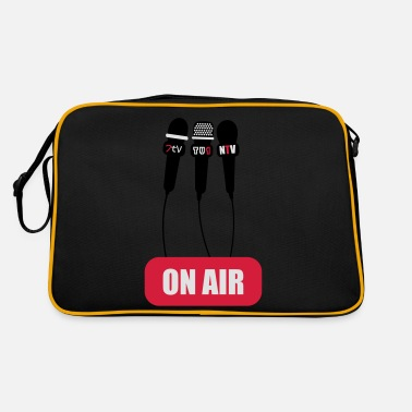 On Air on air - Funny - Cool - Retro Bag