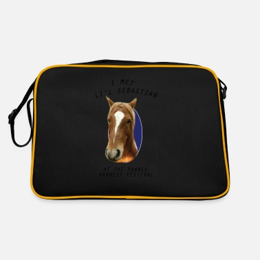 Parks And Rec I met lil Sebastian - Retro Bag