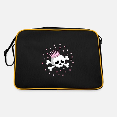 Cute Skull Cute Skull Princess - Retro Bag