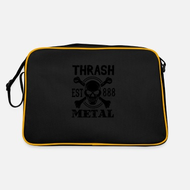 Thrash Thrash metal - Retrolaukku