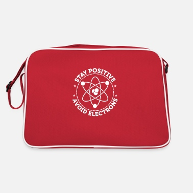 Research Physicist electrons | Physics science gift - Retro Bag