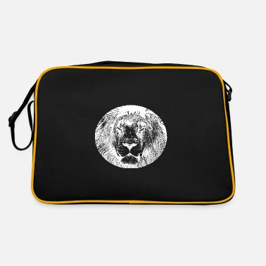 Lion Lion Lion - Retro Bag