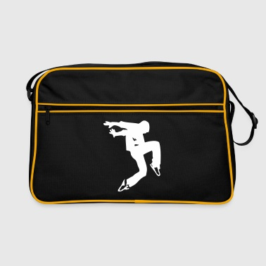 break dance luxe - Retro-tas