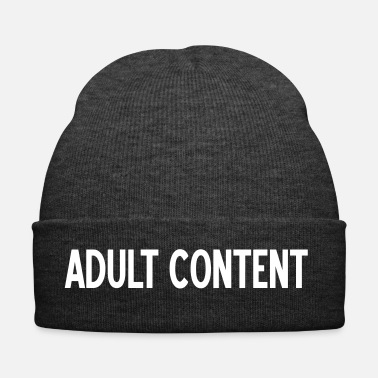 Pickup Line ADULT CONTENT B - Winter Hat