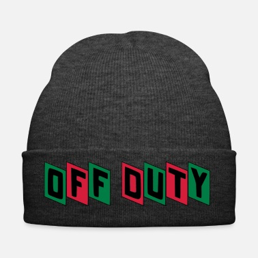 Off off Duty - Cappellino invernale