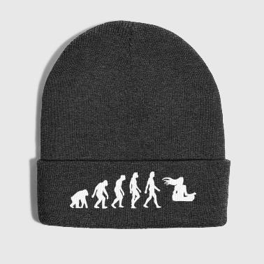 The Evolution Of A Guru - Winter Hat