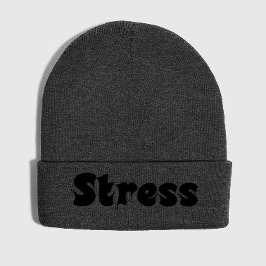 stress - Winter Hat