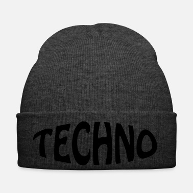 Spring Break Techno - Bonnet d'hiver