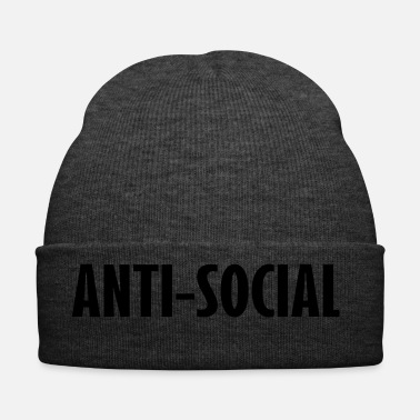 Anti anti social - Winterhue