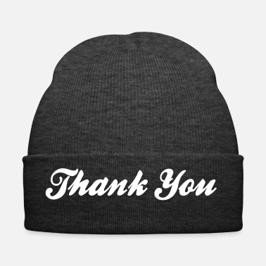 Thank You! - Winter Hat