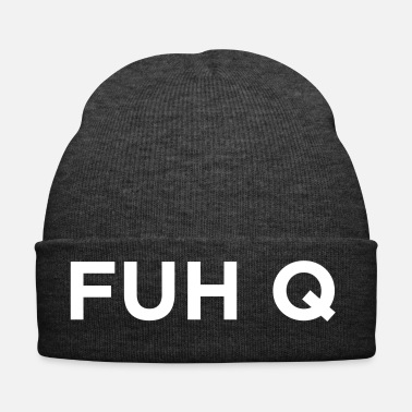 Ego FUH Q - Fuck You - Cappellino invernale