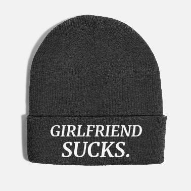 Relationship GIRLFRIEND SUCKS ADDRESS RELATIONSHIP PARTNER LOVE - Winter Hat