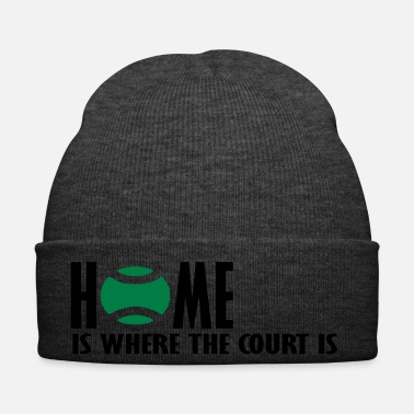 Court home is where the court is 2 - Winter Hat
