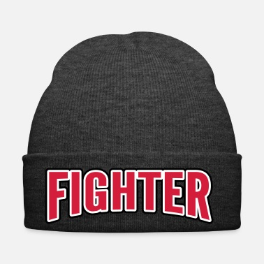 Punch combattente - Cappellino invernale