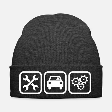 Mechanic Engine Mechanic - Winter Hat