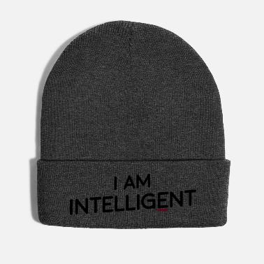 Intelligent Je suis intelligent - Bonnet