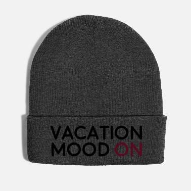 Winter Vacation Vacation Mood On - Winter Hat