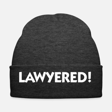 Professione Lawyered! - Cappellino invernale