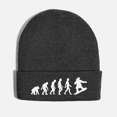 Ski Bindings The Evolution Of Snowboarding - Winter Hat
