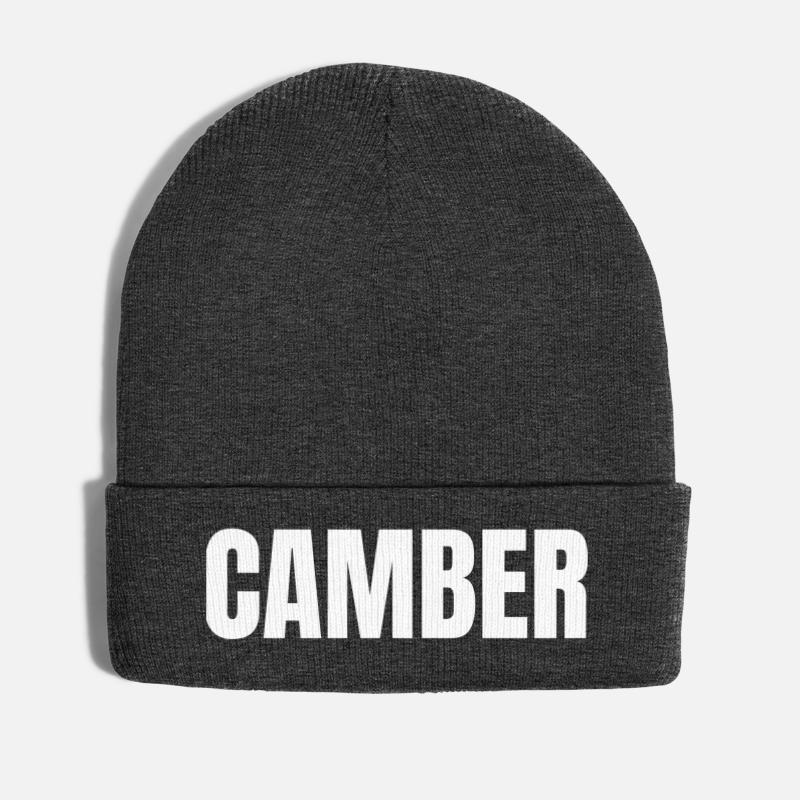 Joe Caps & Hats - CAMBER - fall - Winter Hat asphalt