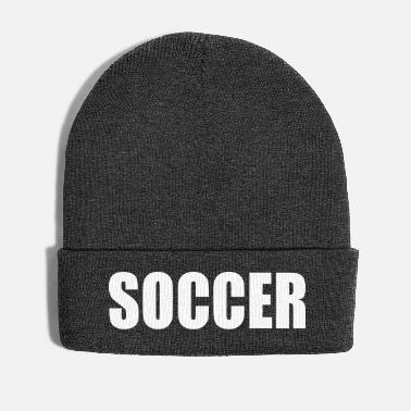 0795da30e98056 Shop Soccer Champion Winter Hats online | Spreadshirt