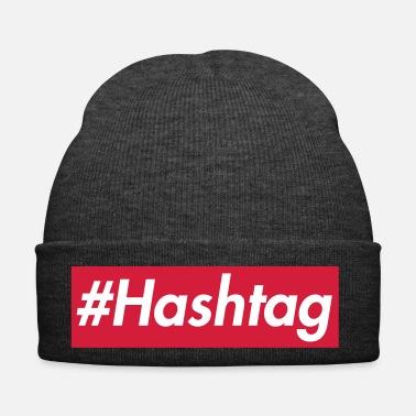 Red White  Hashtag -Sup reme design 8c75566db27