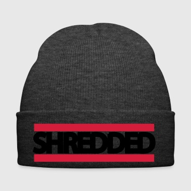 shredded - Winter Hat