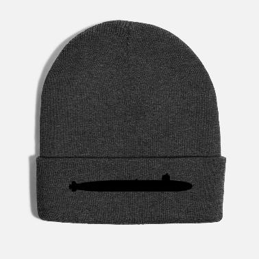 Navy Vector Navy warship Silhouette - Winter Hat