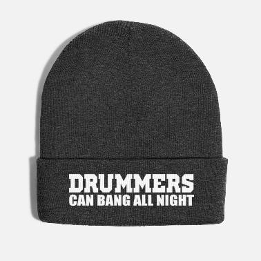 Allgäu drummers can bang all night - Winter Hat