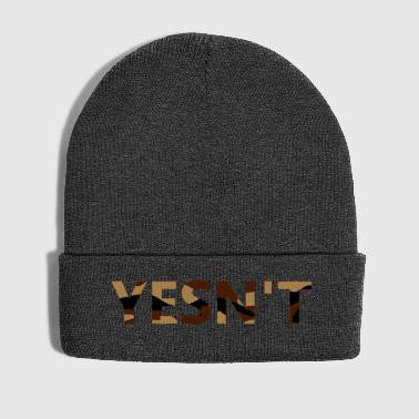 Invisible Yesn't - Winter Hat