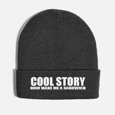 Christian cool story - Winter Hat