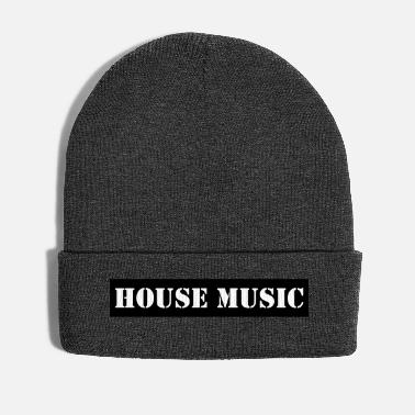 House musica house - Cappello invernale