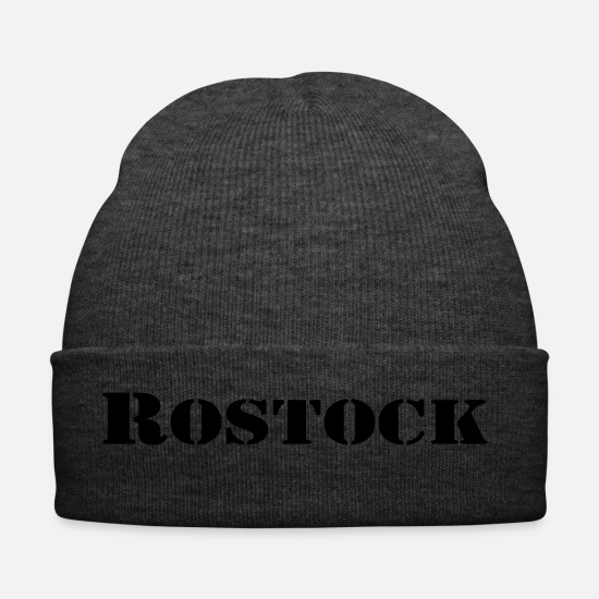Harbour Caps & Hats - Rostock - Winter Hat asphalt