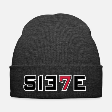 Seven Seven - Winter Hat