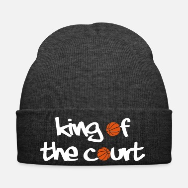 Court King Of The Court Basketball - Winter Hat