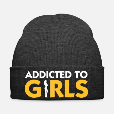 Pins Addicted To Girls! - Bonnet d'hiver