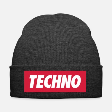 Detroit Techno - Winter Hat