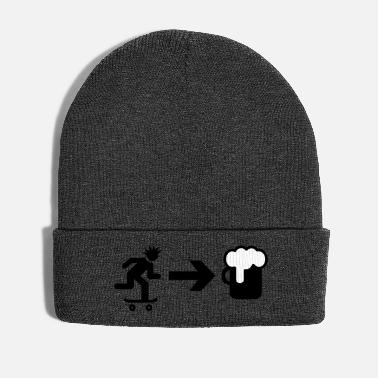 Punkx Emergency Beer Skate Punk - Winter Hat