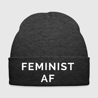 Feminist AF Quote - Winter Hat