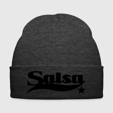 Salsa - Salsa Dance Shirt - Winter Hat