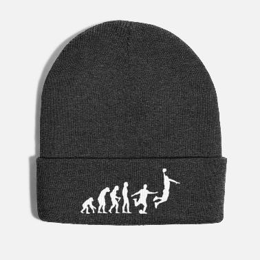 Evolution Basketball - From monkey to dunk - Winter Hat