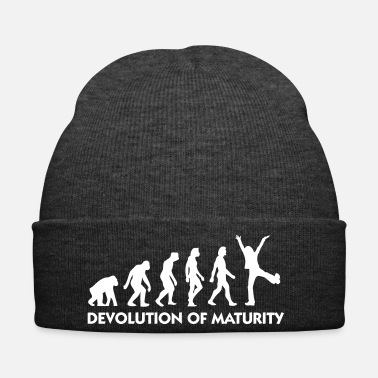 Mature The Evolution Of Maturity - Winter Hat