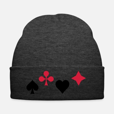 Vegas Ace hart Poker blackjack casino icoon - Wintermuts