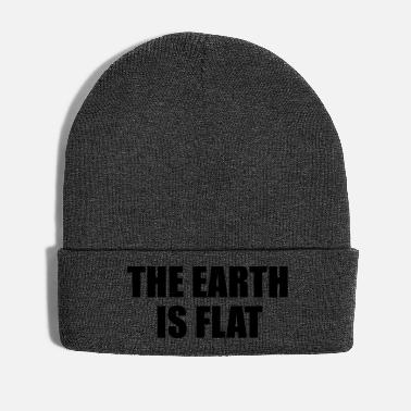 Earth the earth is flat - Winter Hat